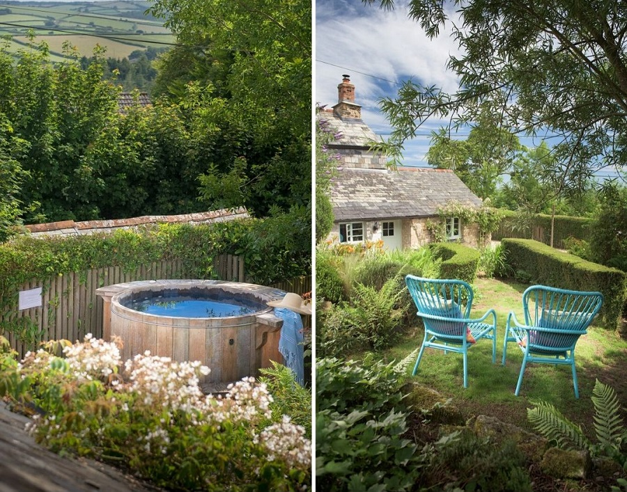 A Cornish Country Cottage Full of Bohemian Intrigue