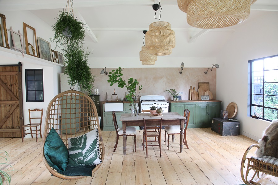 A Garden Shed of One's Own