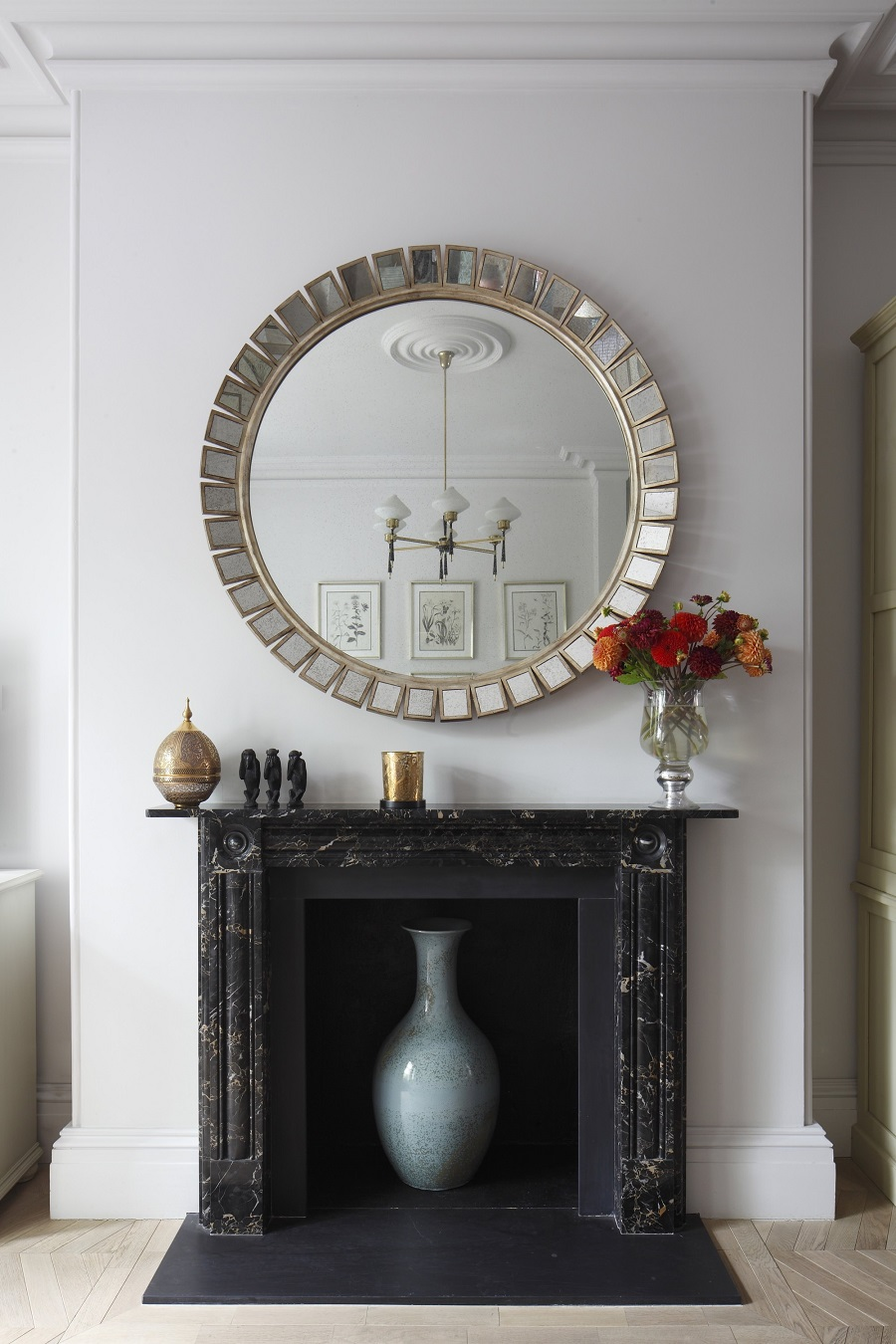 A Light and Airy Conversion of a Grade II Listed Apartment in London