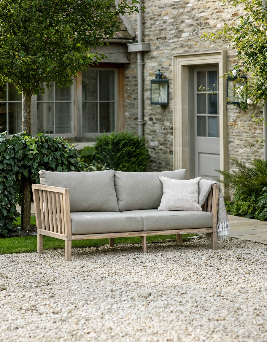 Comfy Garden Furniture That is Stylish Enough to Move Inside