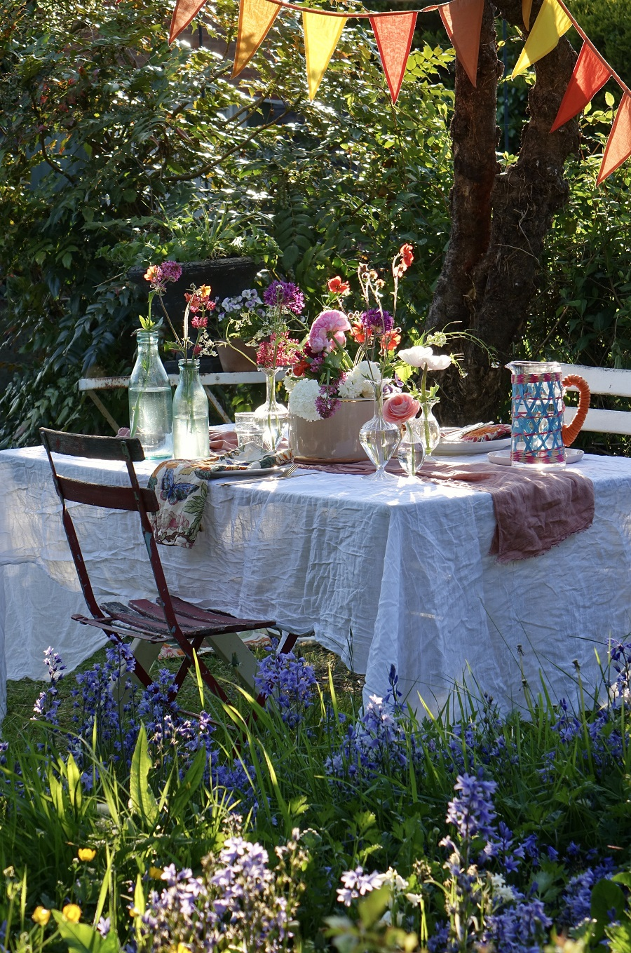 Styling Some Chelsea Magic in Your Very Own Garden