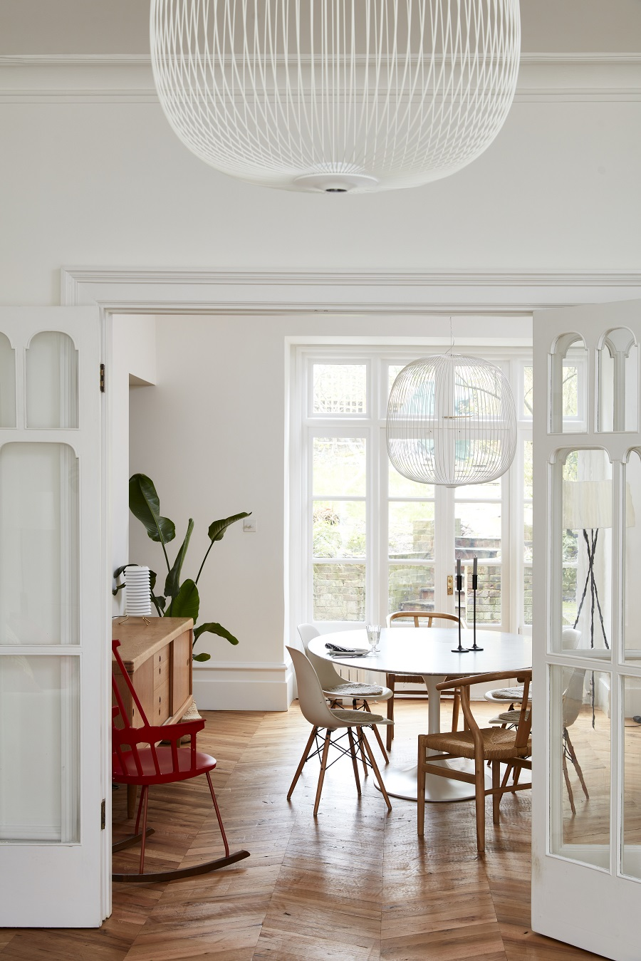 Light and Flow in a North London Family Home