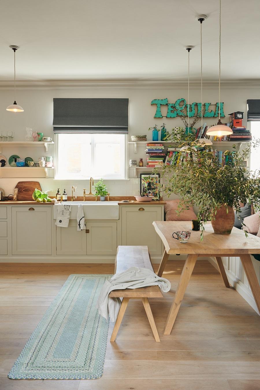 Zoe Ball's Beautiful New Kitchen