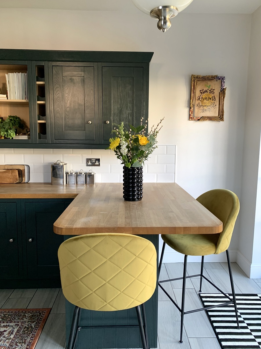 7 Ways to Add Colour to Your Kitchen
