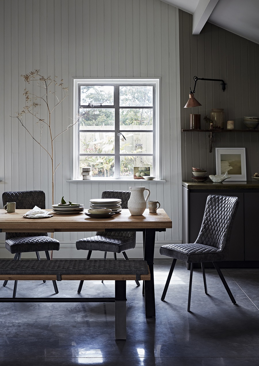 A Scandi Farmhouse Style Dining Room and How to Get The Look