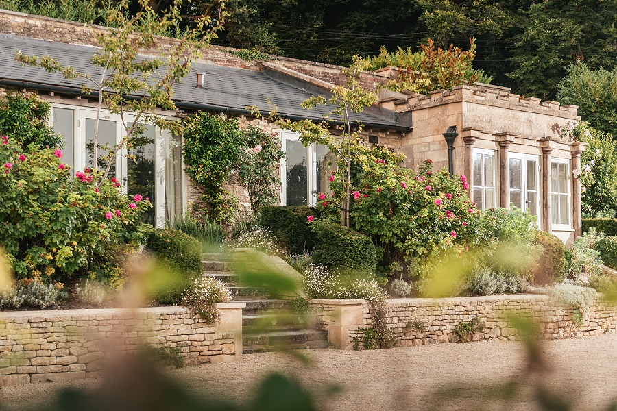 The Walled Garden - A Romantic Retreat