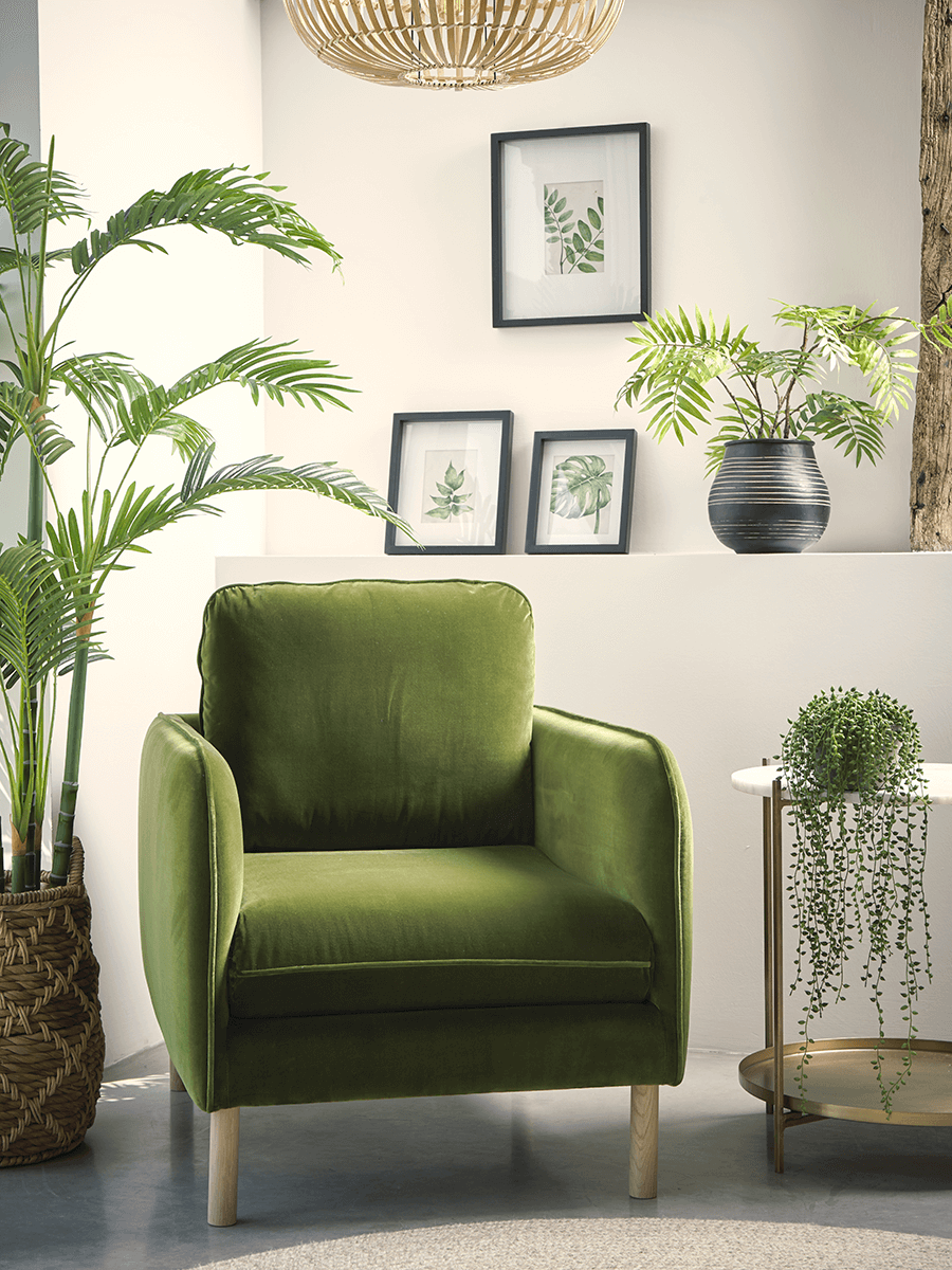 Create a Cheery Corner to Beat the Winter Blues