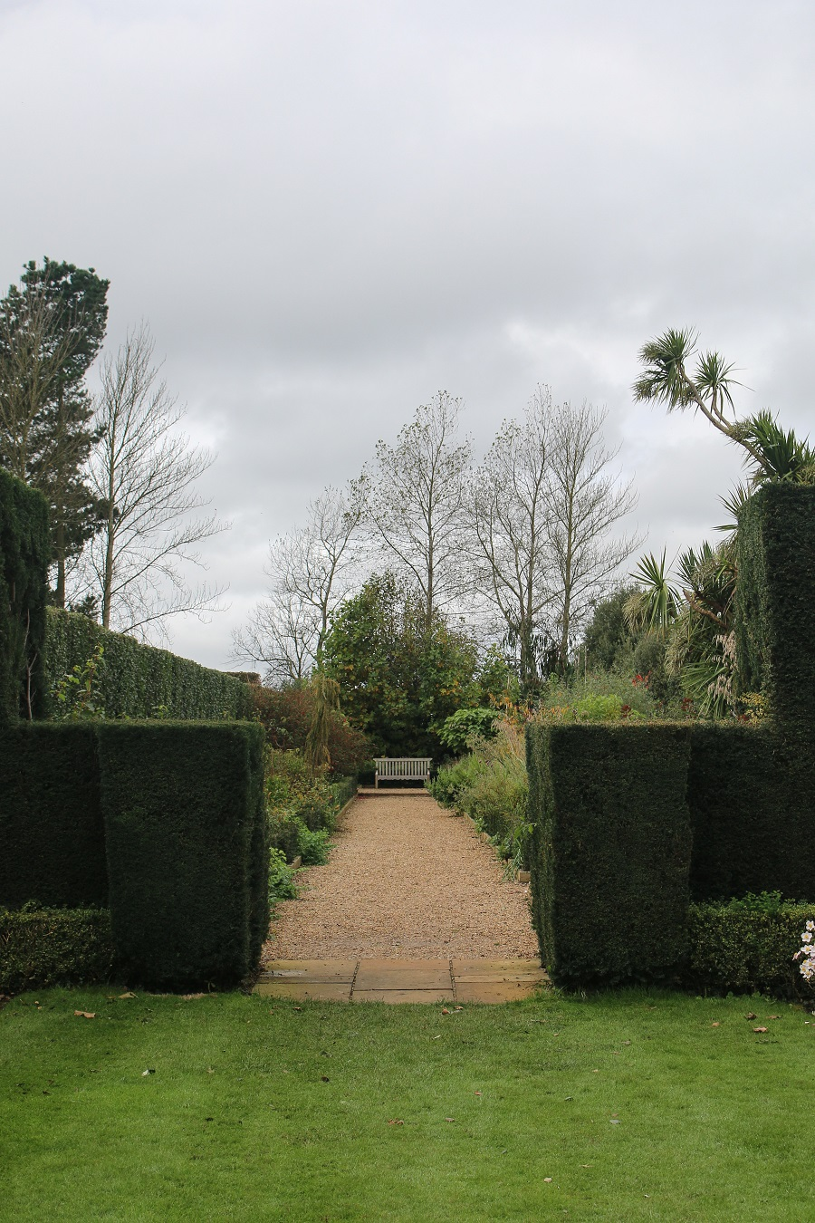 Places to Visit in Norfolk - East Ruston Old Vicarage Garden