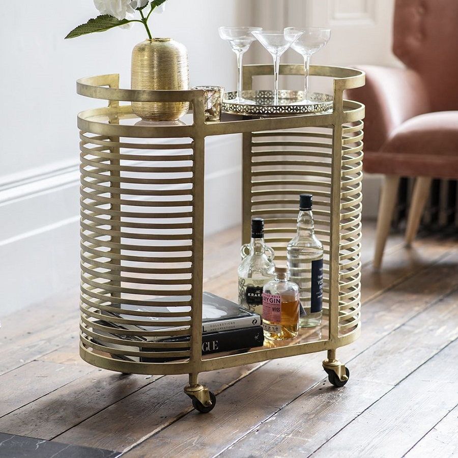 12 of the Best Bar Carts to Suit all Budgets
