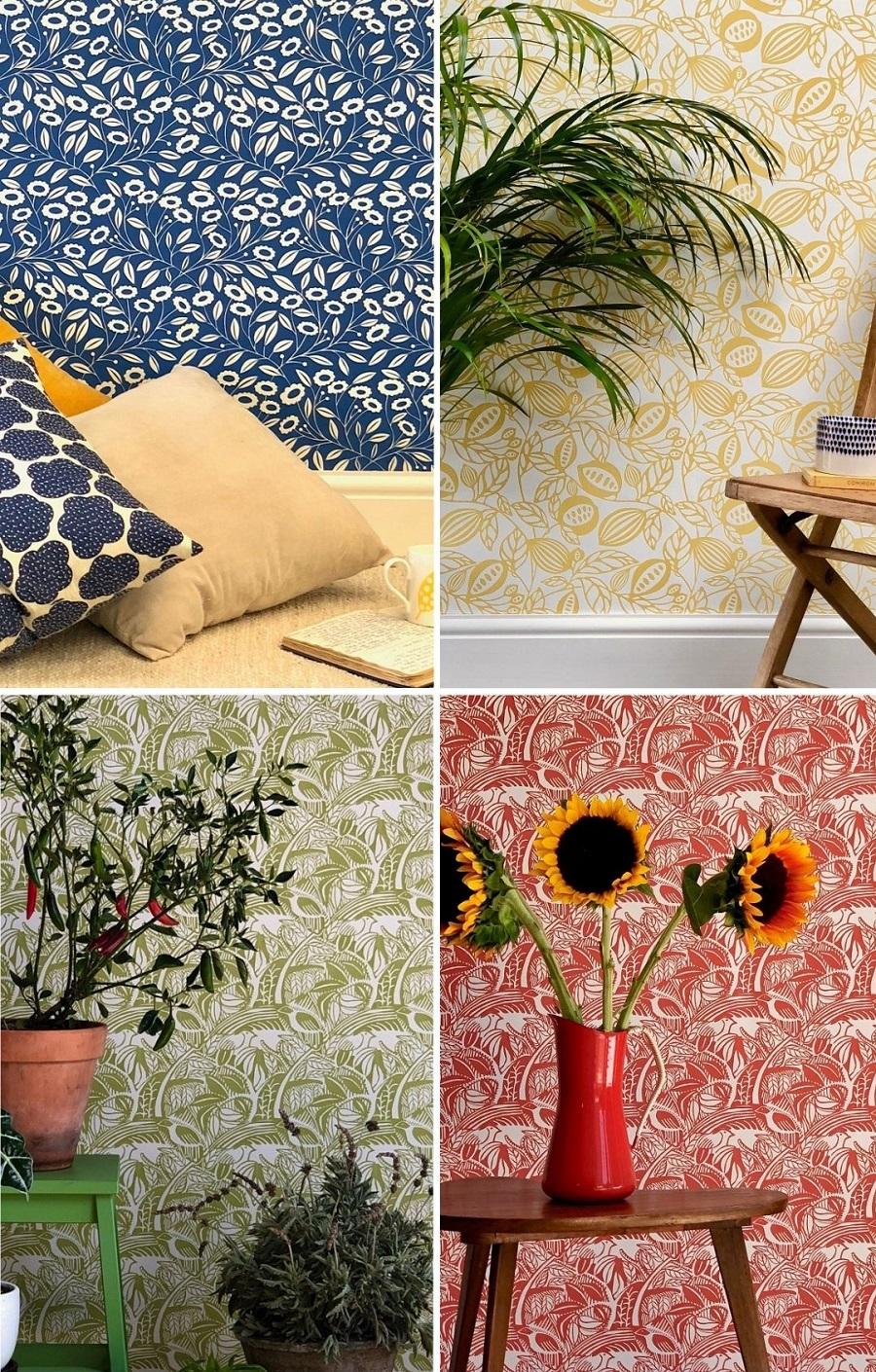 Wallpaper Designer Fiona Howard