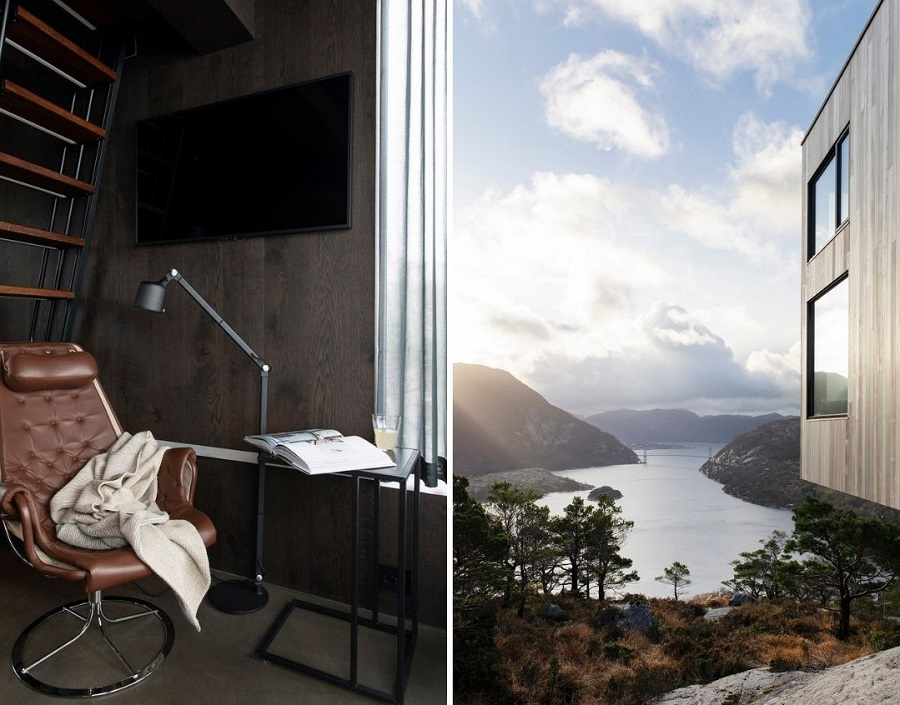 The Bolder Sky Lodges in Norway Where You Can Sleep on a Cloud