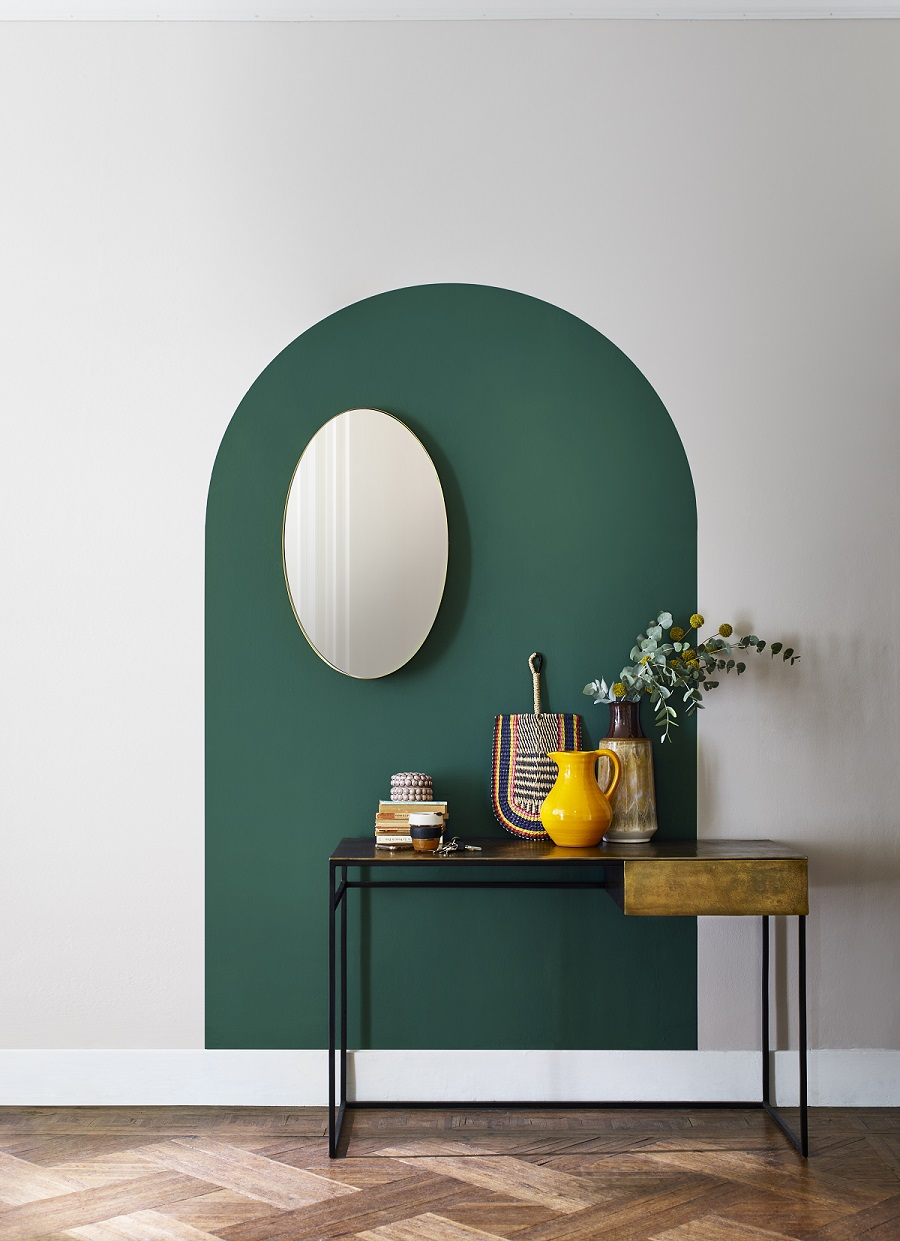 4 Simple Decorating Ideas With Quick and Easy One-Coat Paint