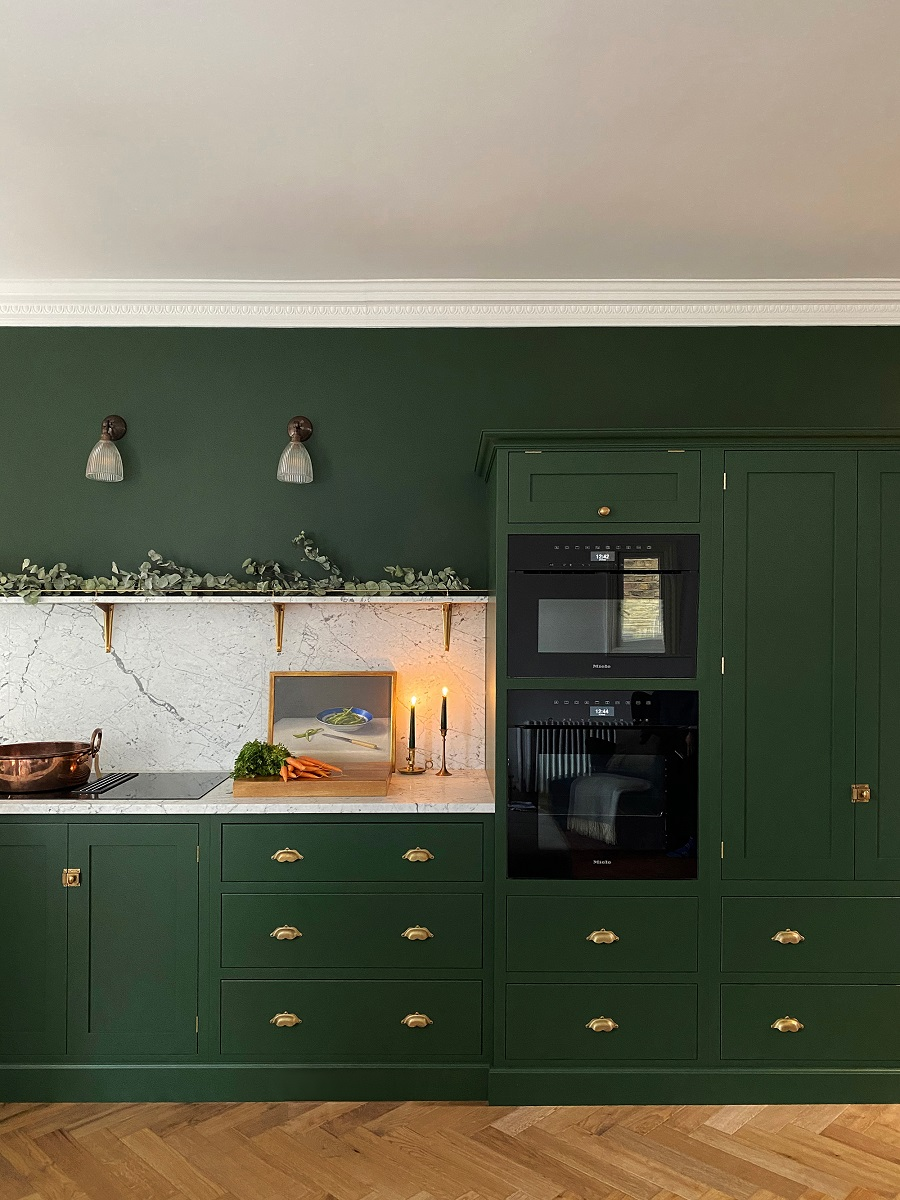 Proof That You Can Create a Dream Kitchen in a Small Space