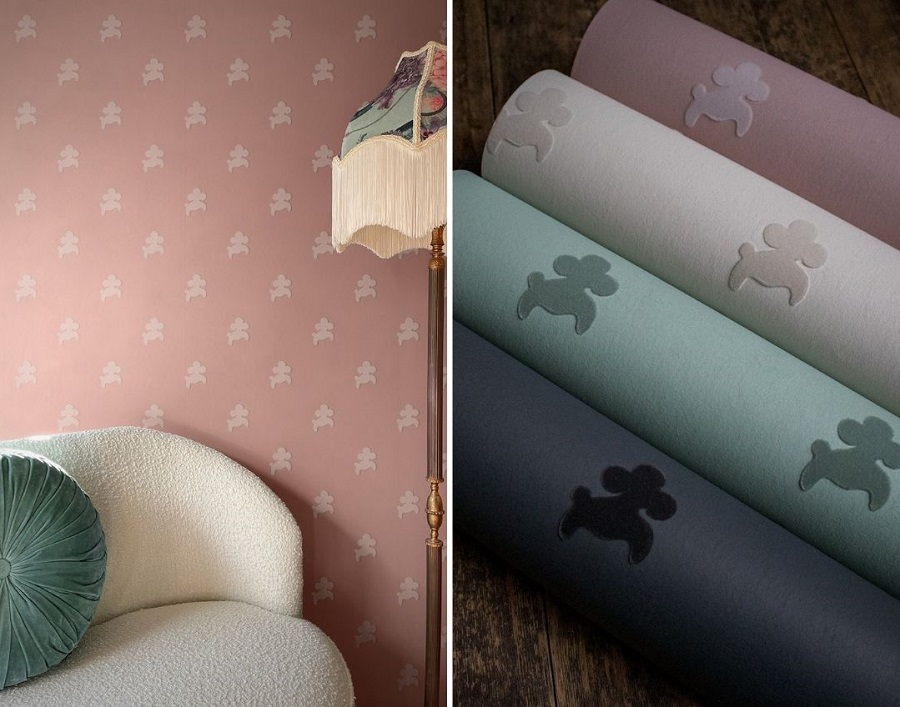 Get Your Paws On Divine Savages' New Collection of Wallpaper