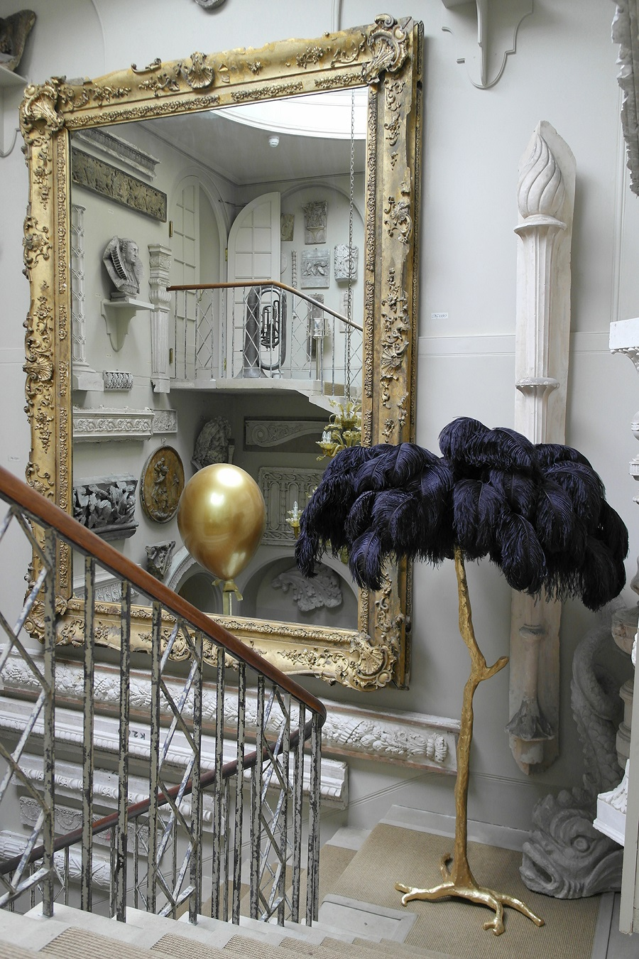 7 Creative Ways to Use Mirrors in the Home