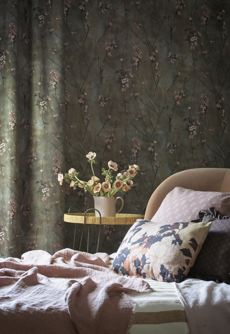 Fearne Cotton Launches a New Wallpaper Collection with Woodchip and Magnolia
