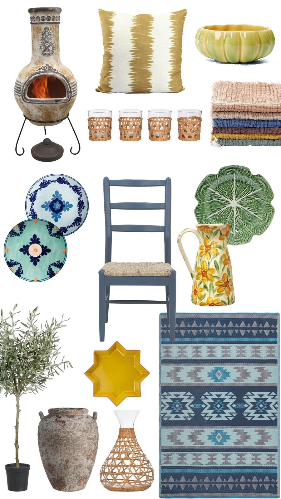 Bring a Taste of the Mediterranean into the Garden This Summer