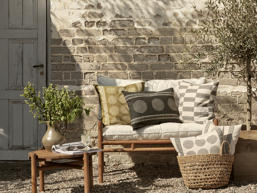 Under The Tuscan Sun With H&M Home