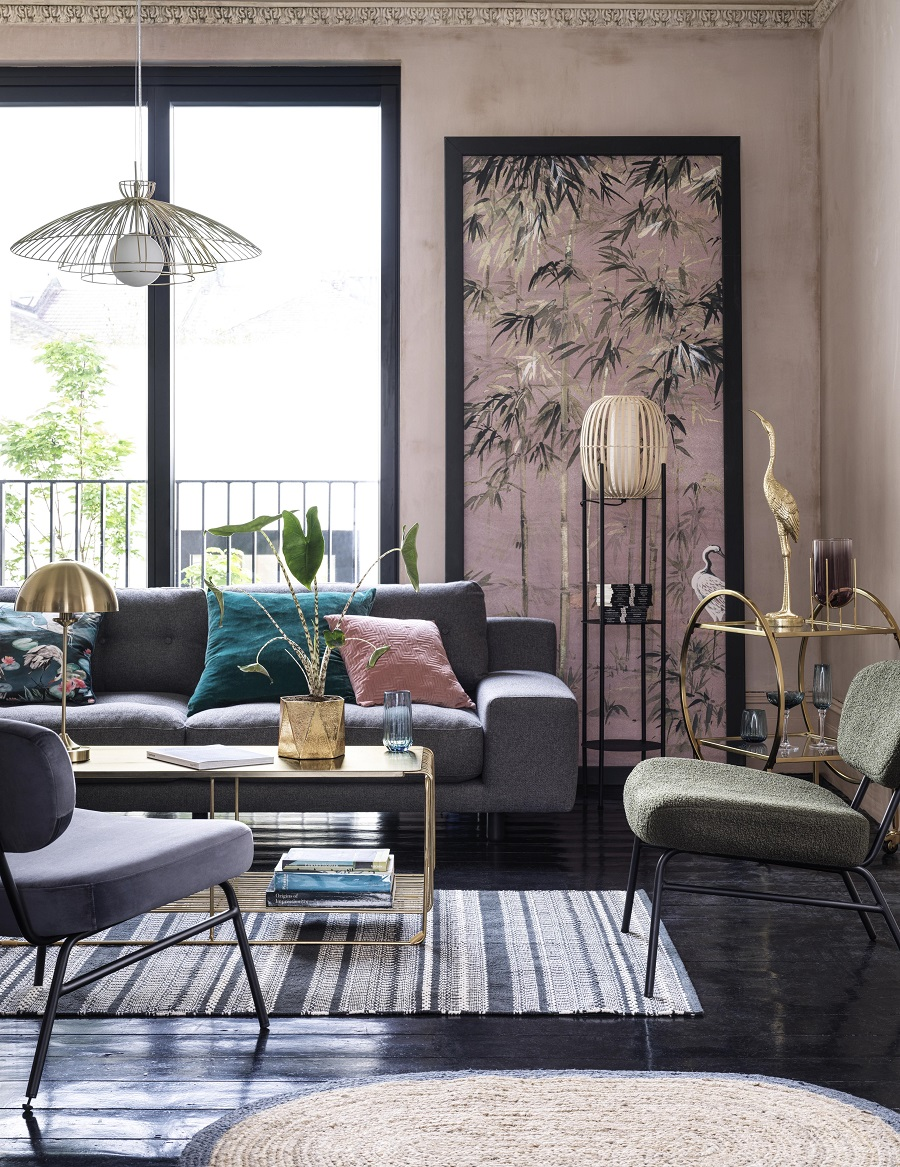 A Japandi Style Sitting Room and How to Get The Look