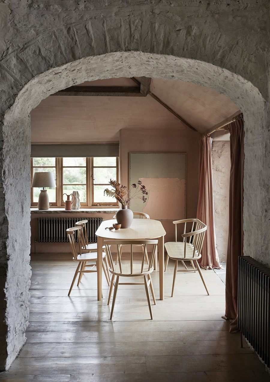 Heritage, Beauty and Craftsmanship From Ercol