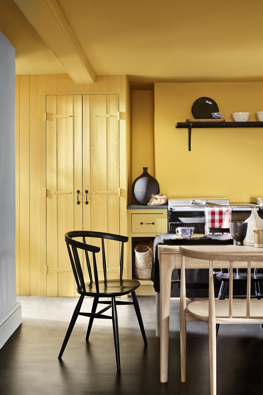 The Colour Drenching Trend With Little Greene